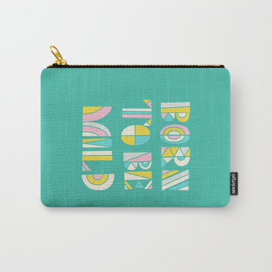 Born to be mild Carry-All Pouch