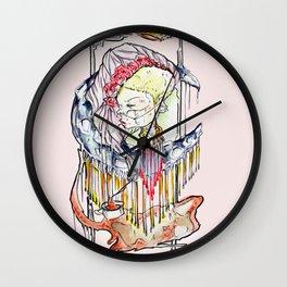 B U R N E R Wall Clock