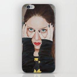 Bat-man • SuperHeroines iPhone Skin