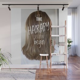 Hairstylist Wall Mural