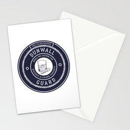 Whiskey & Cigars (Navy) Stationery Cards