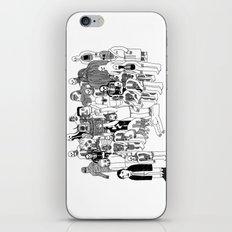 Monster Mash iPhone & iPod Skin