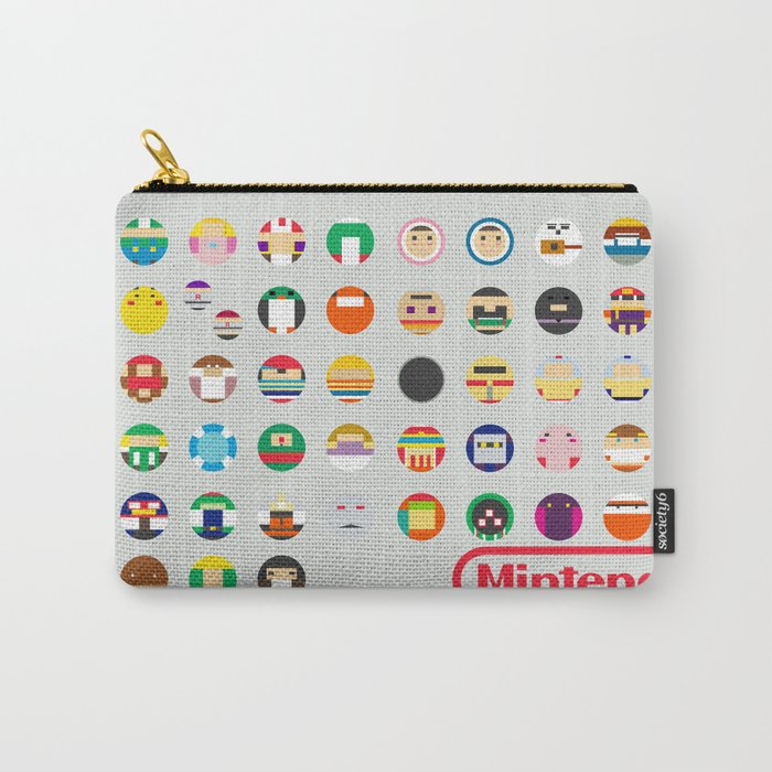 Mintendo Carry-All Pouch