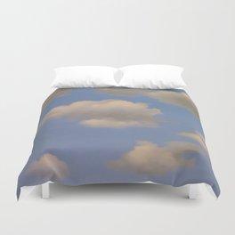 Clouds Surrealism Duvet Cover