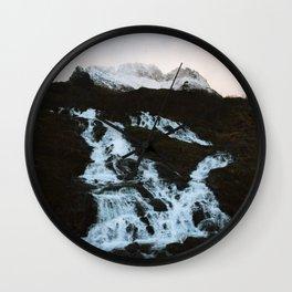 Foss Wall Clock