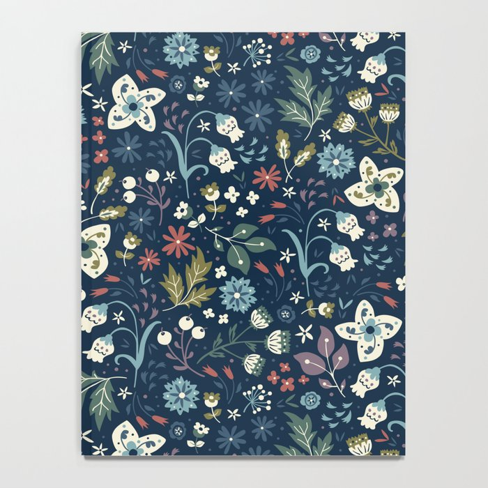 Wild Meadow Notebook