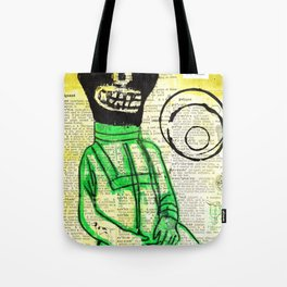 Hello Cosmomaut Tote Bag