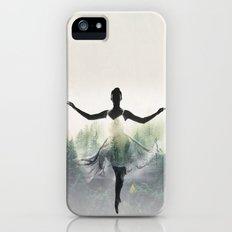 Forest Dancer iPhone SE Slim Case