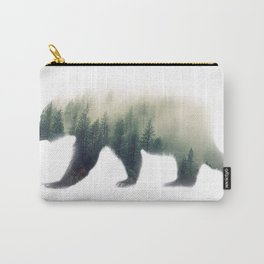 Grizzly Bear Dream Carry-All Pouch