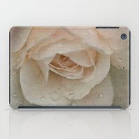 poem iPad Cases featuring love poem by lucyliu