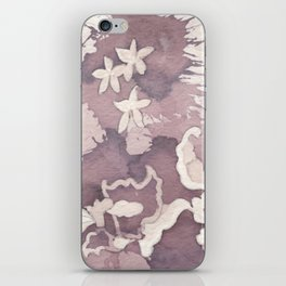 Floral Paisley iPhone Skin