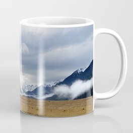 The Home of the Long White Cloud on the Road to Milford Sound Coffee Mug