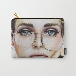 Face for NYC Carry-All Pouch