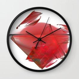 Kristall Wall Clock
