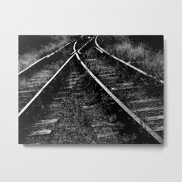 You shall know this place Metal Print