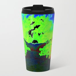 Reflection In Time Travel Mug