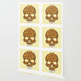 Wild Child Skull Wallpaper