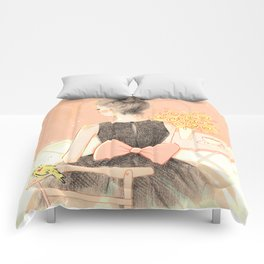 morning Comforters