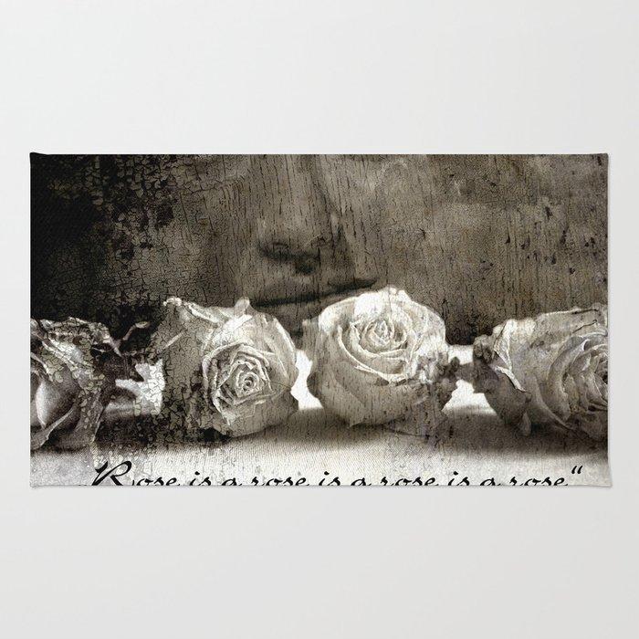 ROSE - vintage version Rug