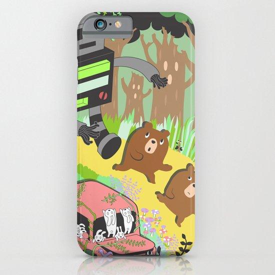 Run Run Run iPhone & iPod Case