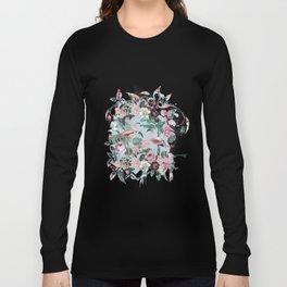 Flamingo Paradise Long Sleeve T-shirt