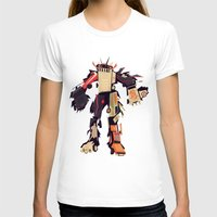 car T-shirts featuring famous car monster by Yetiland