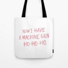 Ho-Ho-Ho Tote Bag