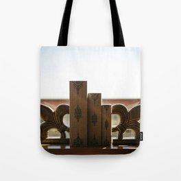 Books on Display Tote Bag