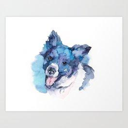 DOG#15 Art Print