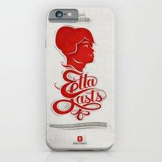 • Etta Lasts • iPhone 6s Slim Case