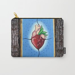 The Heart Berry Carry-All Pouch