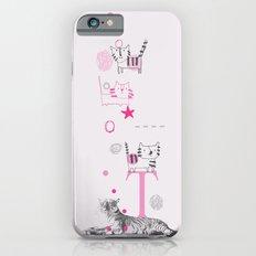 Tiger Circus Slim Case iPhone 6s