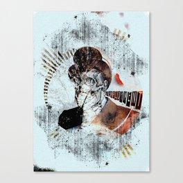Unemployment - Untitled #2 Canvas Print