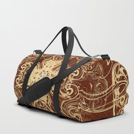 Royal Amber Duffle Bag