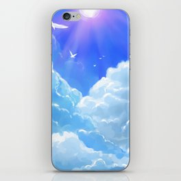 Coroazul iPhone Skin