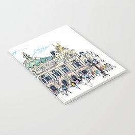 Palais Garnier, Paris Notebook