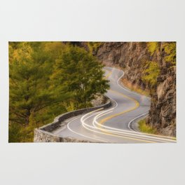 The Hawk's Nest Drive Rug