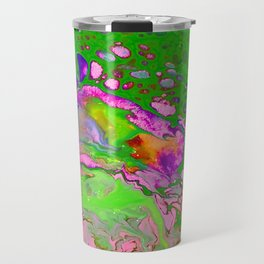 Green Acid Travel Mug