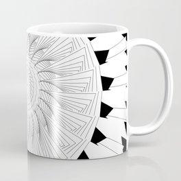 Generative B&W 001 Coffee Mug
