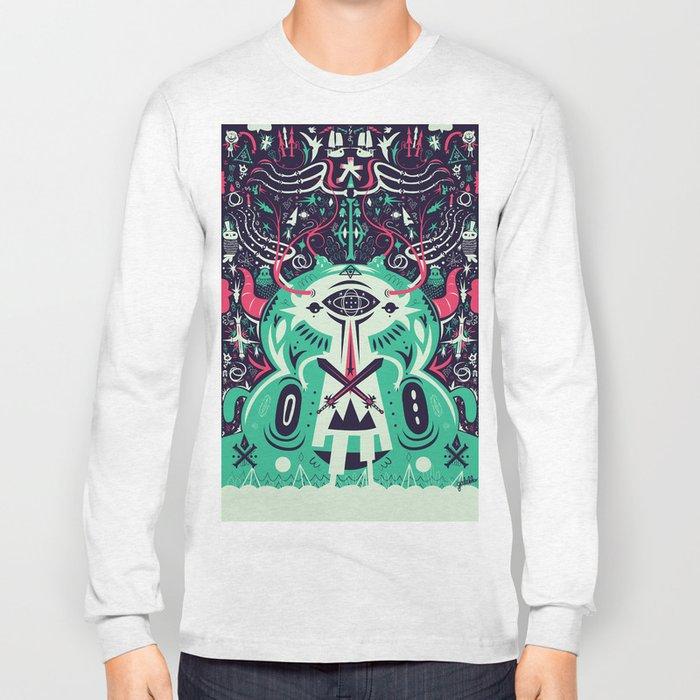 Spirit of the gods Long Sleeve T-shirt