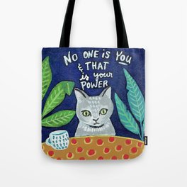Kitty Advise Tote Bag