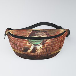 keep on smiling Fanny Pack