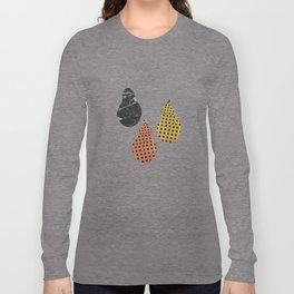 Pears Art Print Long Sleeve T-shirt