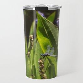 Great Blue Skimmer, No. 2 Travel Mug