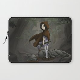 Red Ridding Hood Laptop Sleeve