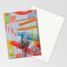 Spontaneous moods Stationery Cards