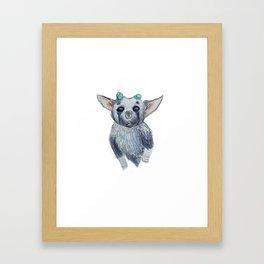 Trico Framed Art Print