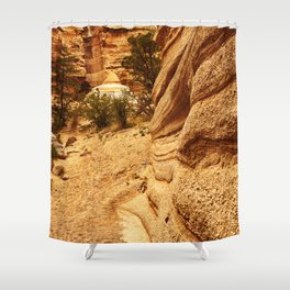 KASHA 4 Shower Curtain