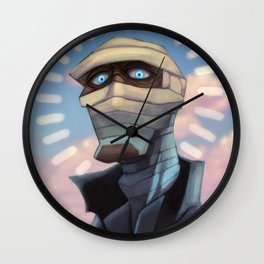 Malpais Legate Wall Clock