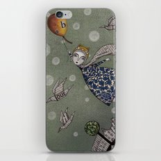 You can fly, Mary! iPhone & iPod Skin